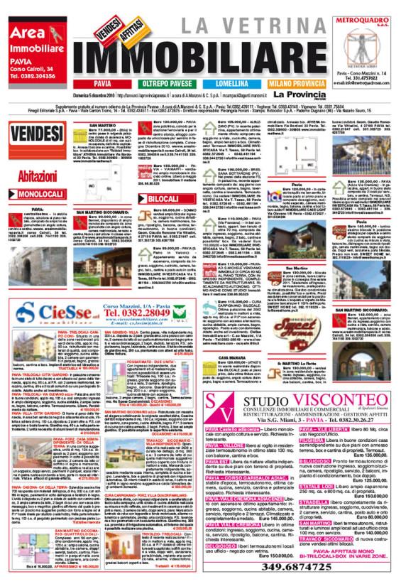 Immobiliari carta e web