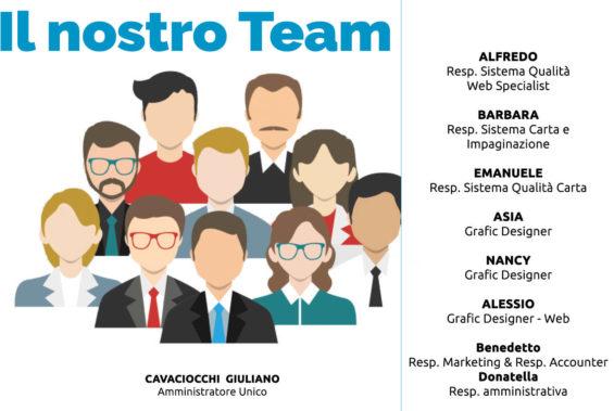 Il nostro Team